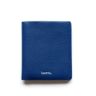 Cartera de Hombre Lucentu Blue Xabia (Frontal)