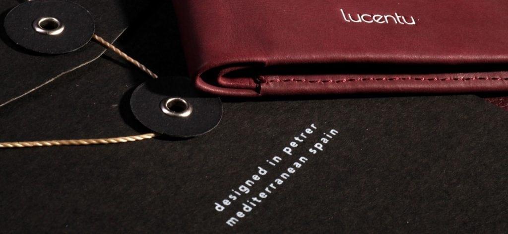 Sobre Lucentu diseñado en el mediterráneo