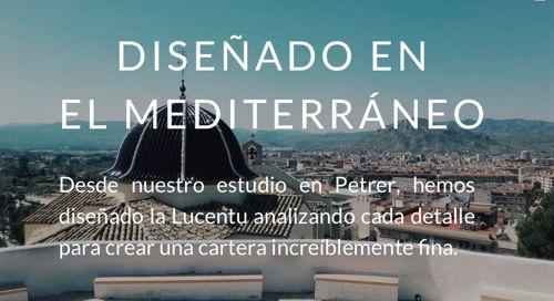 Lucentu, Carteras de Hombre Diseñadas en el Mediterráneo